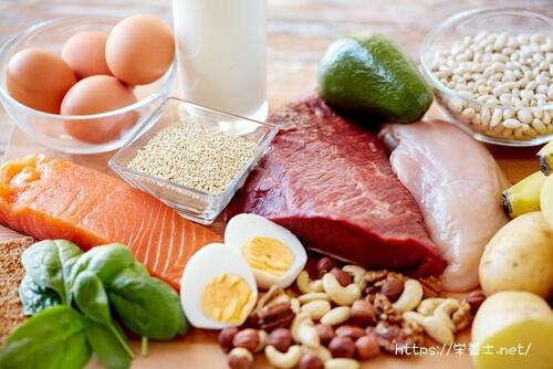 肉・魚・卵・野菜